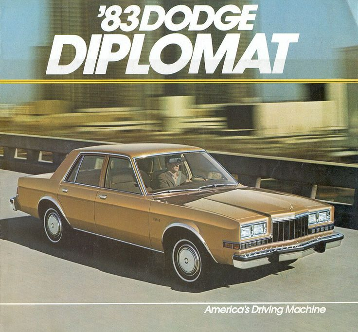 134 best images about nates auto eye candy on pinterest for 1987 dodge diplomat salon