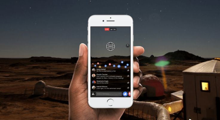 On Tuesday at 3 p.m. ET, National Geographic's Facebook Page will air the platform's first 360-degree live stream. The broadcast will document eight scientists returning to the real world after spending the past 80 days living in pods to simulate life on Mars Matt Damon-style. The stream, from the Mars Desert Research Station in Utah, will detail …