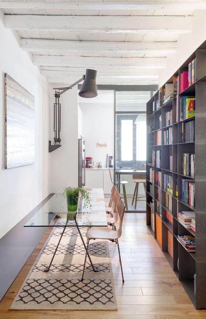 les 25 meilleures id es de la cat gorie cloison en verre sur pinterest portes int rieures en. Black Bedroom Furniture Sets. Home Design Ideas
