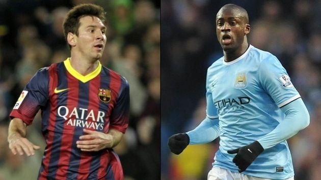 Champions League: Manchester City recibe al Barcelona #Peru21