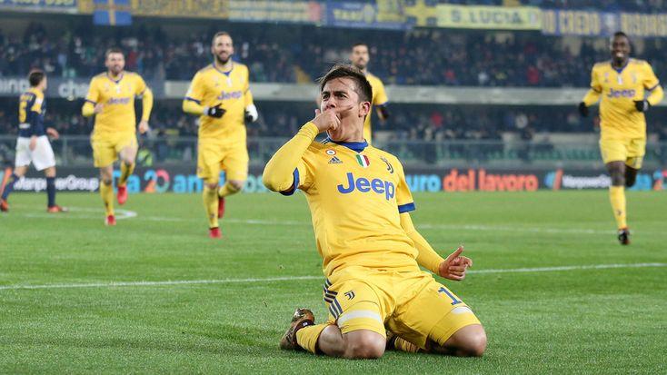 Dybala trascina la Juve: Verona sconfitto 3-1 - Tuttosport