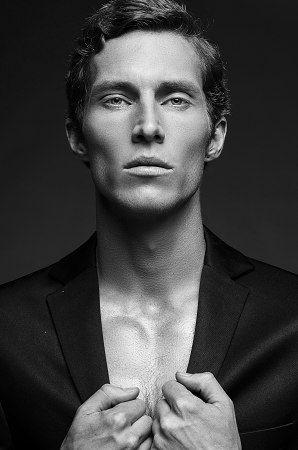 My Booker Management Agency - Garreth Herring - model and talent portfolios
