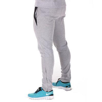 Sports Elastic Cotton Jogger Pants - 3 Colors