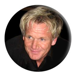 Gordon Ramsay's Popularity Ranking on Internet by CelRank