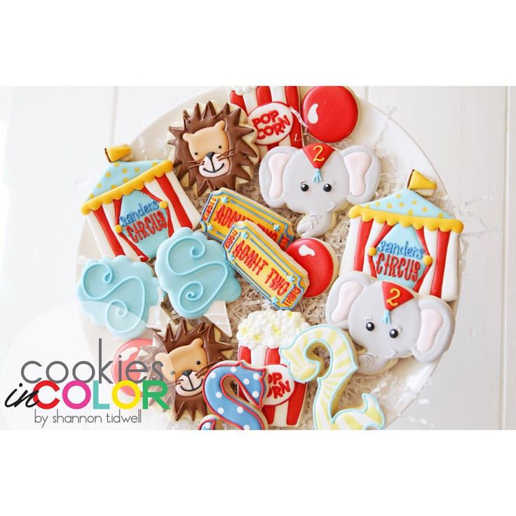 photo  Circus Cookies for my twin nephewsu0027 birthday! It was quite the event with two wild and precious boys! (cutters by u003d popcorn ticket tent ...  sc 1 st  Pinterest & 23 best Suga Suga:: Circus images on Pinterest | Suga suga Circus ...