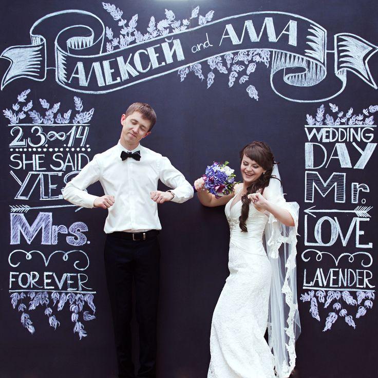 свадьба в стиле меловая доска - Поиск в Google
