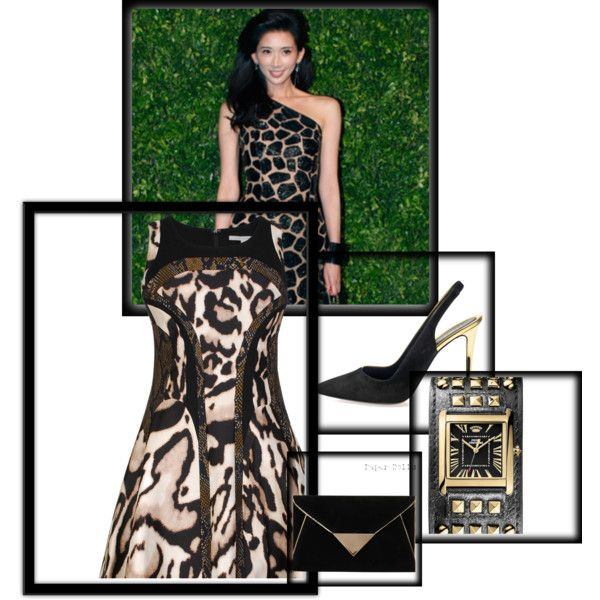 """""""New Michael Kors: Jetset Show in China, May, 2014"""" by cutecurations on Polyvore"""
