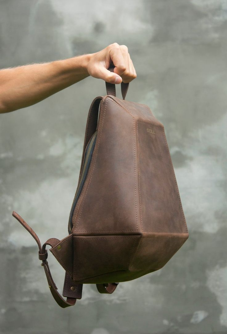 Leather brown backpack Man backpack Brown man rucksack Backpack vintage leather City-style backpack Travel bag Man daily pack – Men's style, accessories, mens fashion trends 2020 Mens Travel Bag, Backpack Travel Bag, Rucksack Backpack, Fashion Backpack, Travel Bags, Leather Men, Leather Wallet, Men Wallet, Leather Jackets