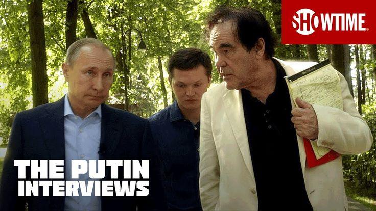 The Putin Interviews | Oliver Stone Gets to Know Vladimir Putin | SHOWTI...