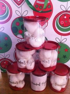 Room Moms Rock - class party ideas some of these are to cute! LOVE the snowball fight!
