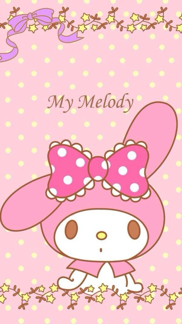 My melody | iPhone 6 wallpapers | Pinterest | My melody