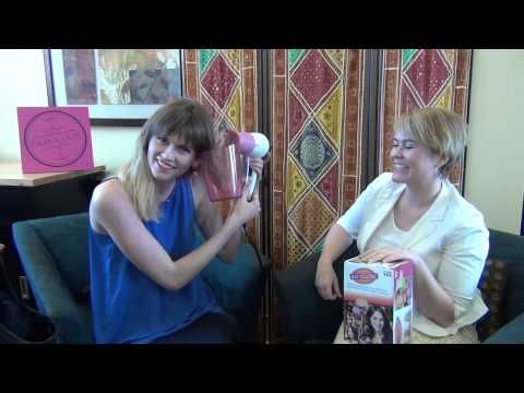 ▶ Dry and Curl Your Hair in One Step with the Air Curler! - YouTube