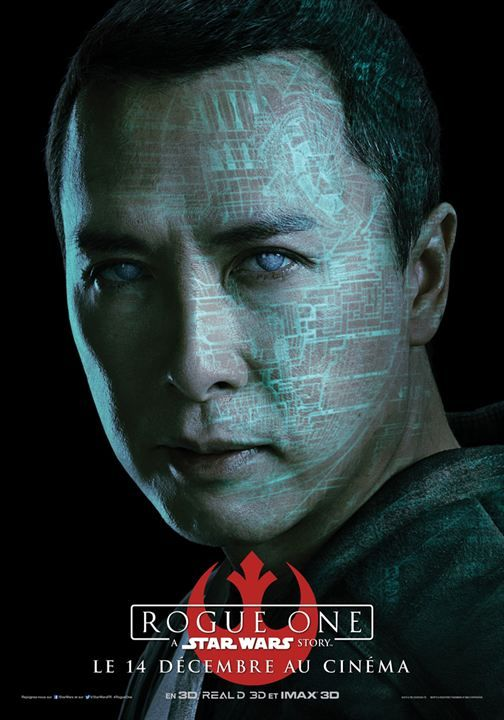 Rogue One: A Star Wars Story (2016) Chirrut Imwe