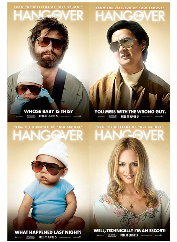 hangover: Movies Show, Great Movie, Hangover Movie, Favorite Movies, Posters Style, Movie Posters Design, Favourite Movies, Poster Designs, Design Photos