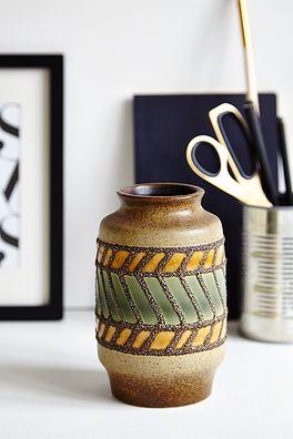 West Germany vase - 150kr. Køb den på www.loppedesign.dk