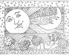 quirkles coloring pages for adults - photo#8