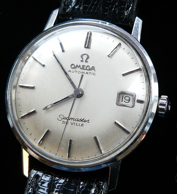 La Mesure du Temps: Omega - Seamaster DeVille 166020 SP