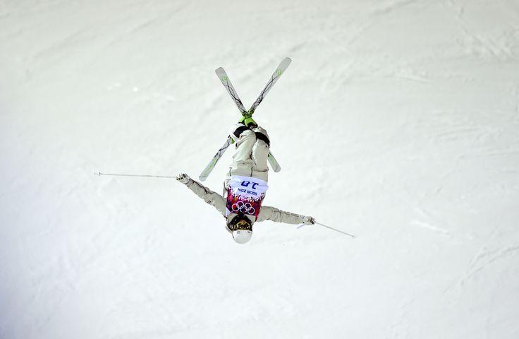 Matt Graham, Australia, concurează în finala probei masculine de schi acrobatic - movile, din cadrul Jocurilor Olimpice de Iarnă, în Rosa Hutor, Rusia, luni, 10 februarie 2014. (  Javier Soriano / AFP  ) - See more at: http://zoom.mediafax.ro/sport/soci-2014-partea-i-12078340#sthash.MTlduSkN.dpuf