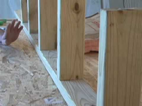 Beautiful Pressure Treated Wood for Basement Framing