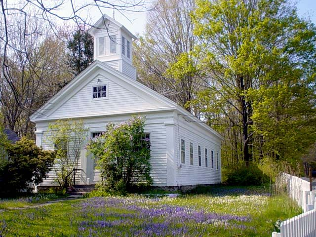 love country churches