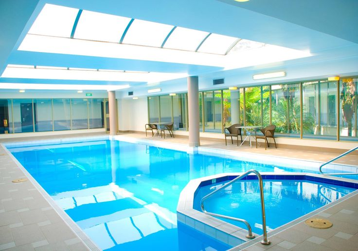 The sun-soaked, 15-meter indoor swimming pool with lap lane and heated spa and sauna will keep you fit and relaxed.