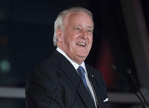 BRIAN MULRONEY | Flickr - The next Chairman of Quebecor... https://www.flickr.com/photos/lestudio1/14111312429/