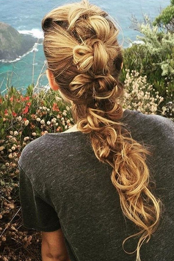 Blake Lively With A Kind Of Amazing Braid - Plaits: The Perfect Braids For All…