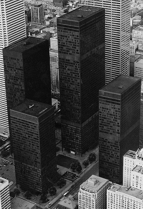 Toronto Dominion Center. My dad worked there.