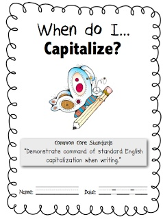 21 Best Images About Capitalization Gram On Pinterest Rules For Student