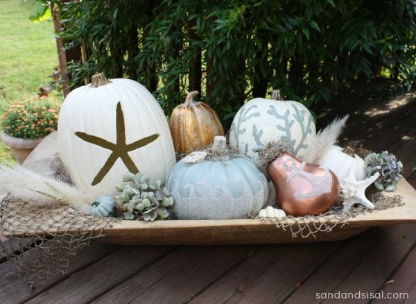 Coastal Pumpkins