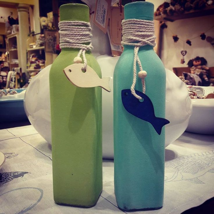 🐬🌿🐋Nature & Ocean Vases - Spring Collection