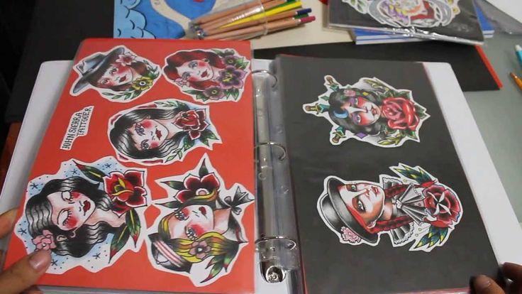 John Sierra Tattooer, Diseños Disponibles, Diseños personalizados. custo...