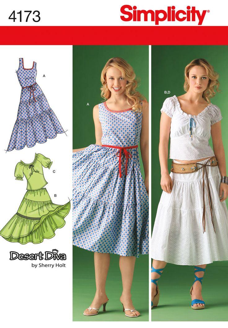 DRESS sportswear?Naaien Dresses, Women Dresses, Sportswear Sewing, Pattern 4173, Fashion Sewing, Woman Dresses, Dresses Sportswear, 4173 Simplicity, Sewing Patterns
