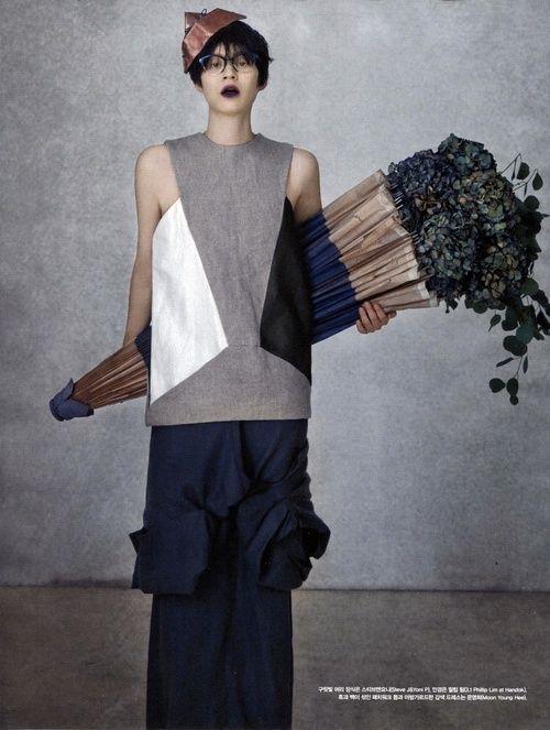 photographer: Bon Chang Koo- Vogue Korea April 2013
