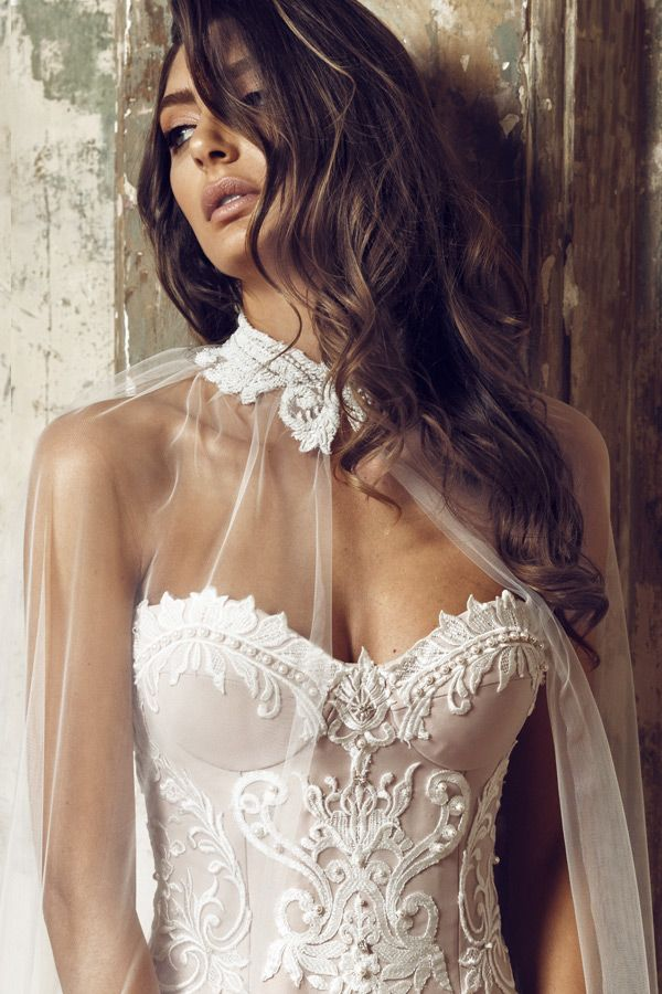 WedLuxe– Nektaria – Regal Bridal Collection |  Follow @WedLuxe for more wedding inspiration!