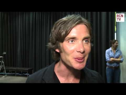 Cillian Murphy Interview Peaky Blinders.  Love his lovely Irish brogue.  He has the most lovely huge blue eyes.  Great actor and am loving this new BBC series.