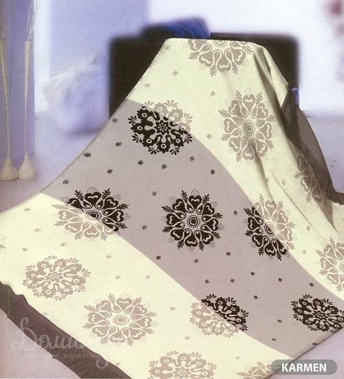 Плед KARMEN 200х220 от Arya (Турция) - купить по низкой цене в интернет магазине Домильфо