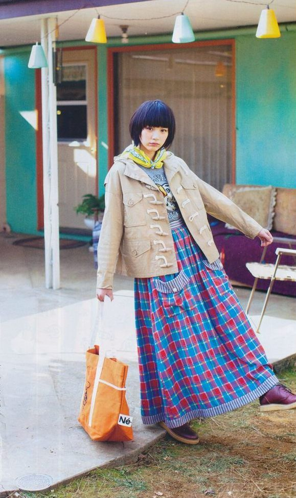 17 Best Images About Lovely|能年玲奈 On Pinterest Blue