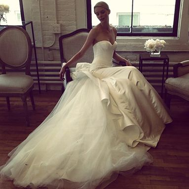 The Making of Zac Posen's Collection for David's Bridal: See the Photos