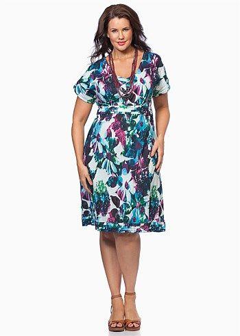 #Virtu Annique Dress #plussize #curvy