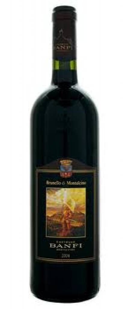 2001  Banfi Brunello di Montalcino $69,09 Incl. Tax