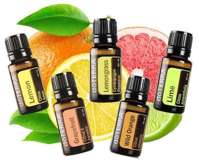 doTERRA Citrus Pack - Save 10%