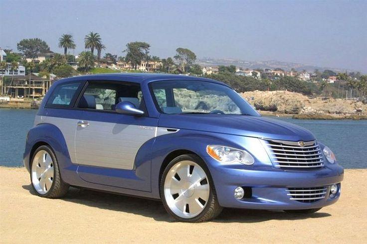 Chrysler Pt Cruiser Concept Car