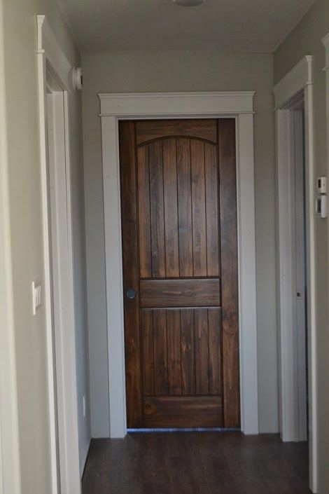 Best 25+ White trim wood doors ideas on Pinterest | White ...