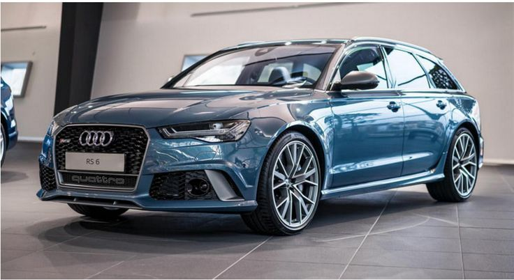 2018 Audi RS6 Redesign, Specs And Review