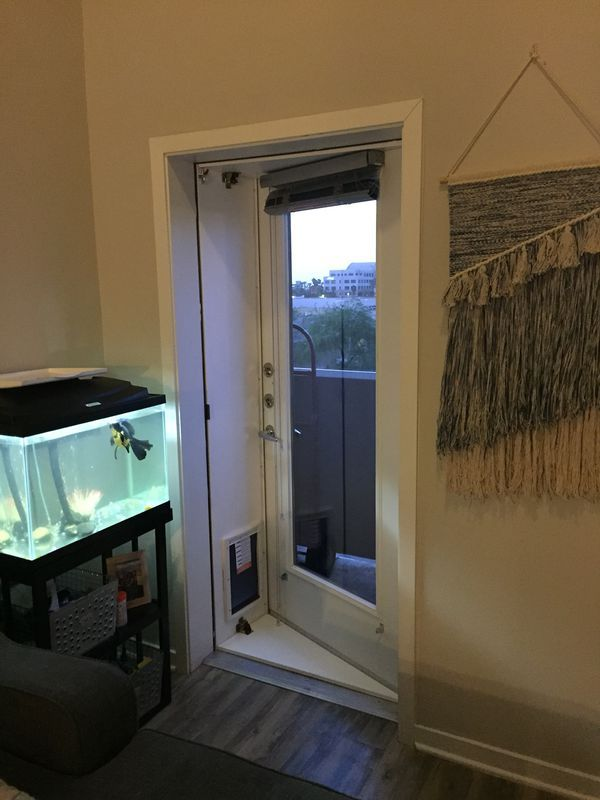 Pet Door For French Doors For Sale In Tempe Az Pet Door French