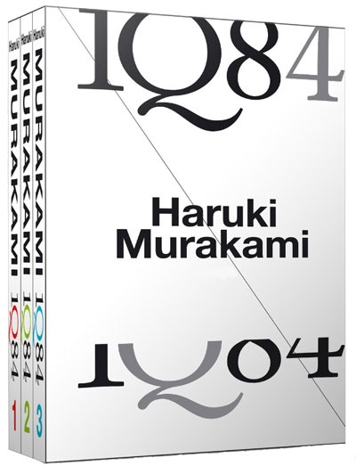 IQ84 Haruki Murakami