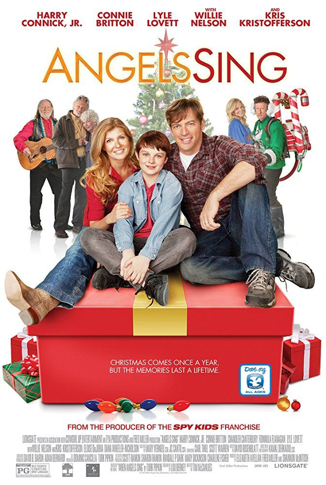 Angels Sing (2013) Harry Connick Jr. stars as the father who due to a childhood tragedy doesn't do Christmas but is forced to re-evaluate his feelings when another family strikes