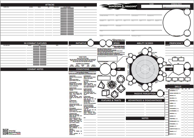 best pathfinder character sheet pdf