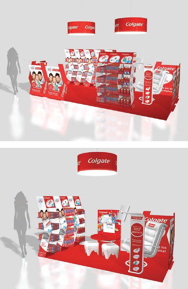 Colgate's Dental Fair on Behance